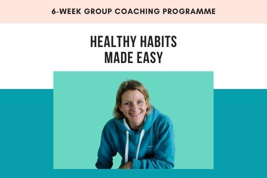 6-Week Group Coaching Programme - Julia