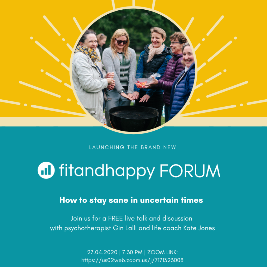 fitandhappy Forum poster