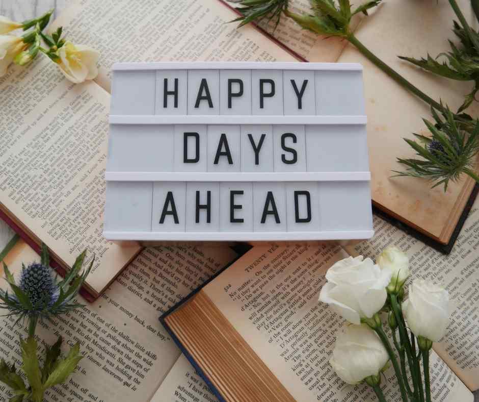 Happy Days Ahead image