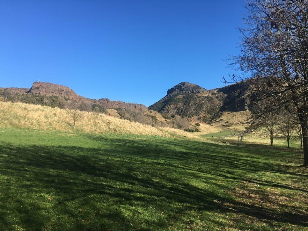 Outdoor exercise Edinburgh Personal Training
