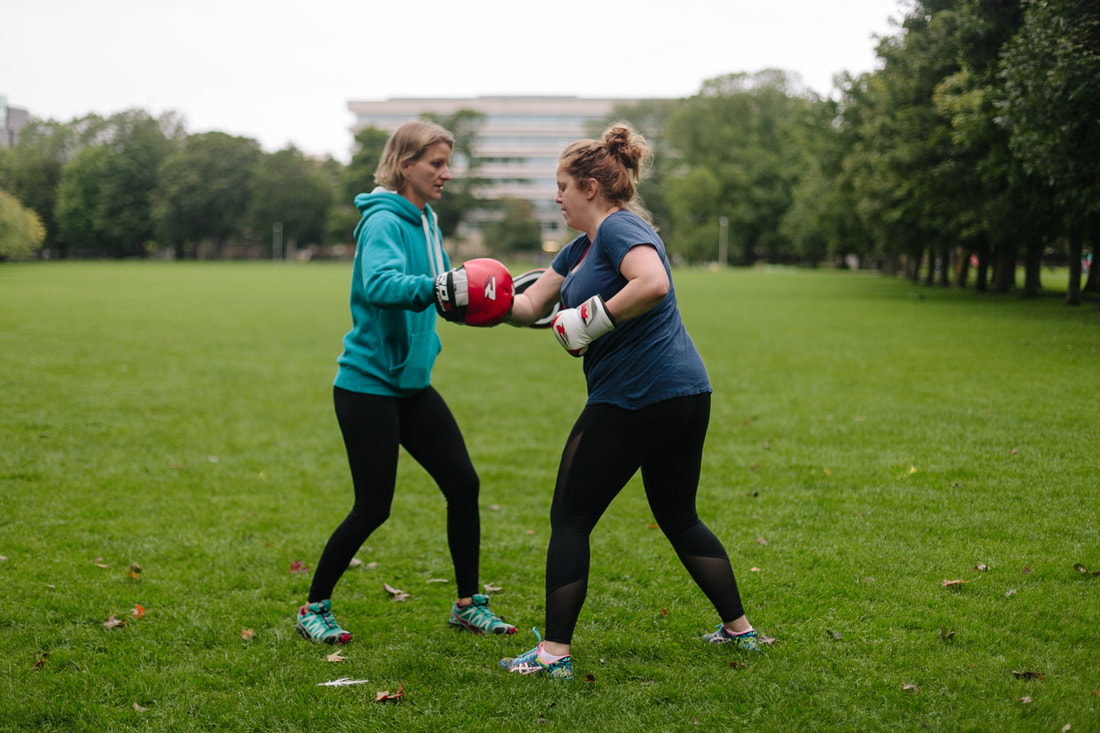 personal trainer for weight loss edinburgh