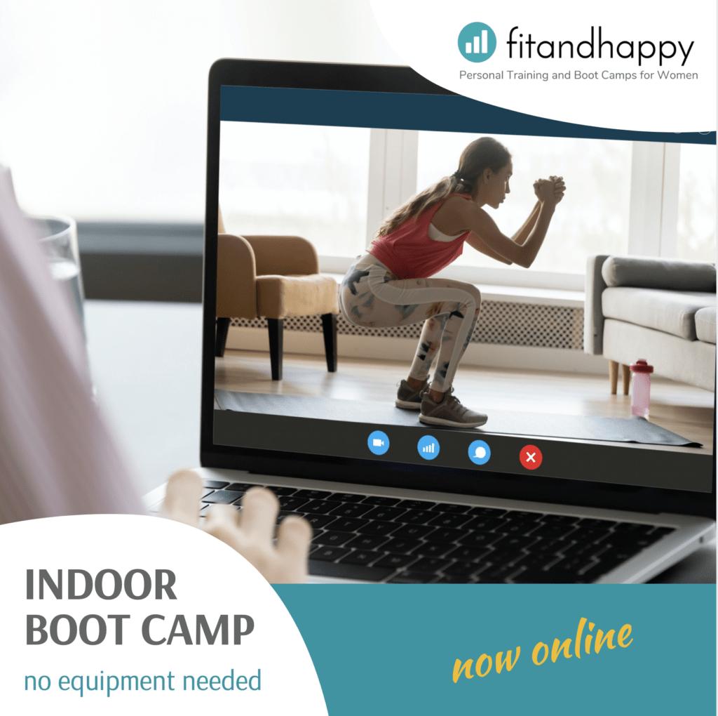 Indoor Boot Camp - fitandhappy