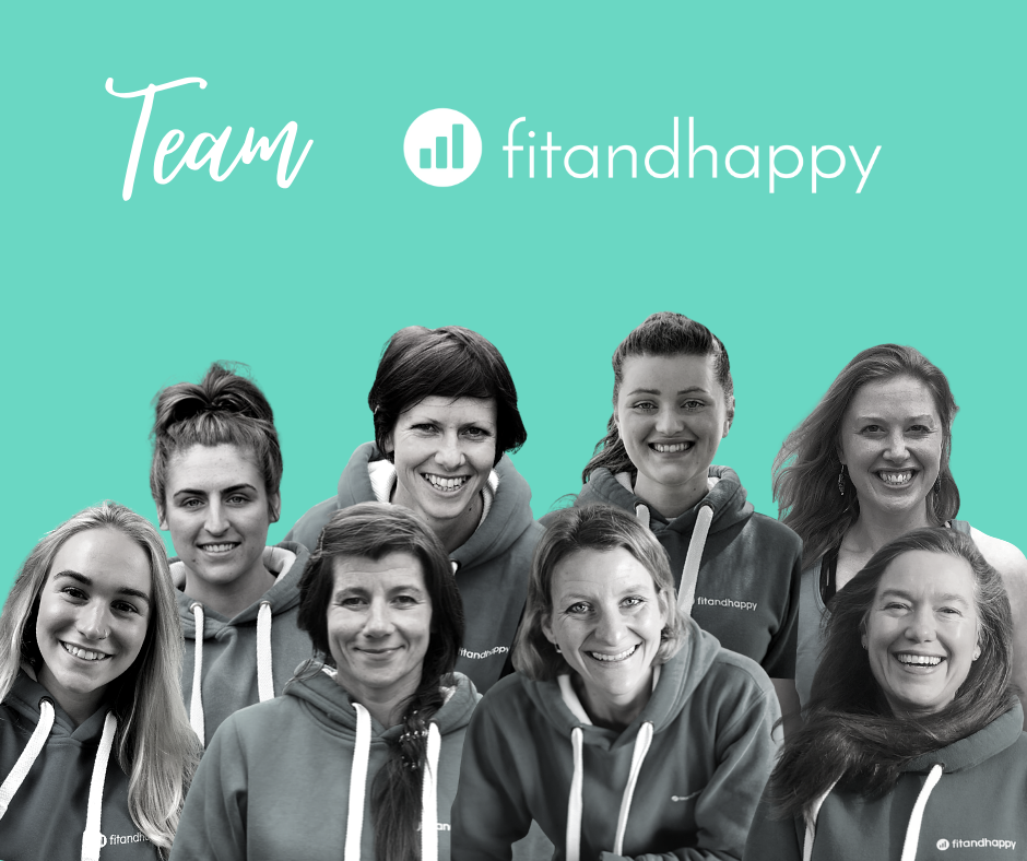 coaches for online personal training with fitandhappy