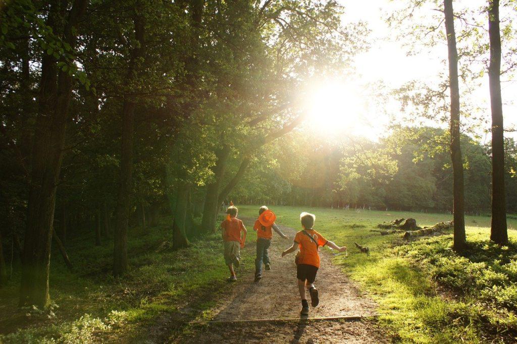 running, year, people