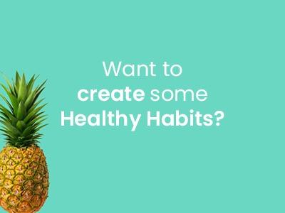 Healthy-Habits---Homepage