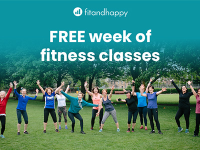 Free Week of Fitness Classes